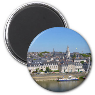 City of Angers in France Magnet