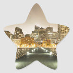 City of Angles Star Sticker