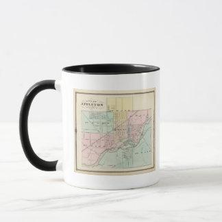 City of Appleton, county seat of Outagamie Co Mug