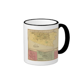 City of Augusta with Tietzville, Foster Ringer Coffee Mug
