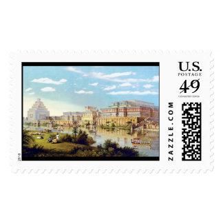 City of Babylon Postage