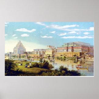 City of Babylon Poster