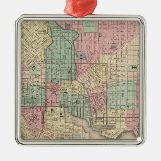 City of Baltimore Maryland Christmas Ornament