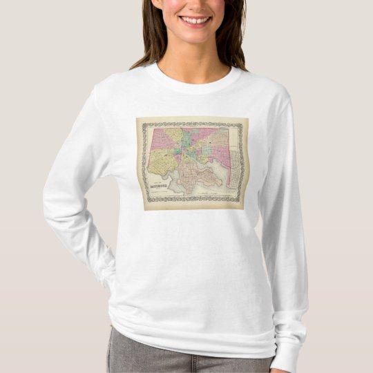 City Of Baltimore Maryland T-Shirt