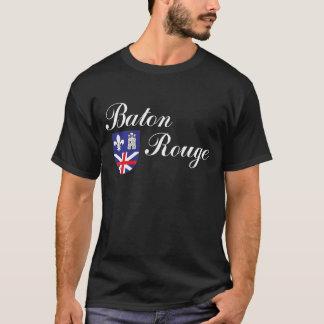 City of Baton Rouge flag T-Shirt