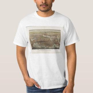 City of Boston Massachusetts 1873 T-Shirt