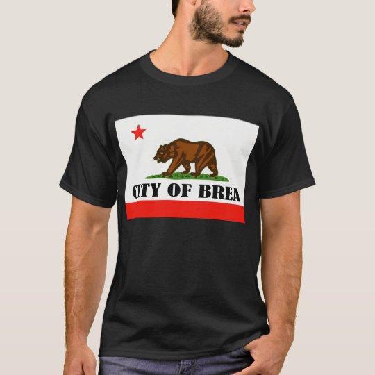 City Of Brea, California -- T-Shirt