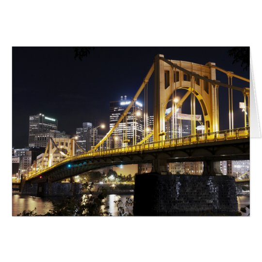 City of Bridges Card