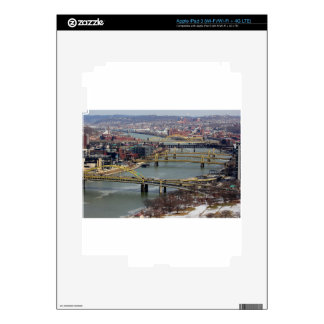 City of Bridges Skin For iPad 3