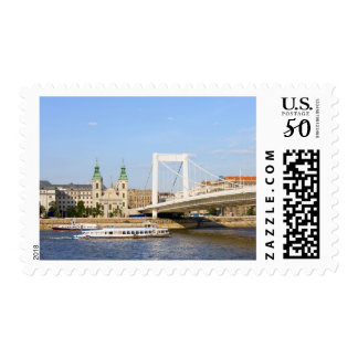 City of Budapest in Hungary Postage