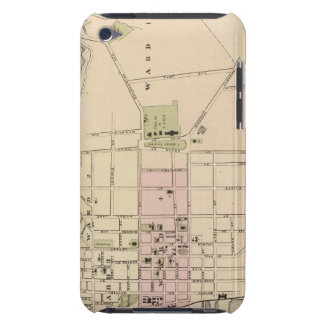 City of Burlington in Vermont Barely There iPod Cover