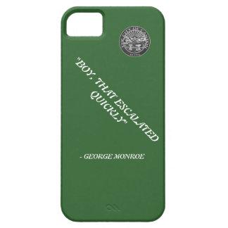 City of Canton - George Monroe iPhone 5 Case