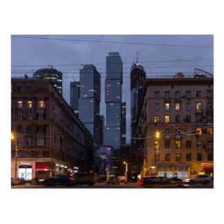 City of Capitals Postcard