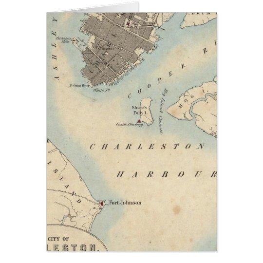 City of Charleston, South Carolina Card