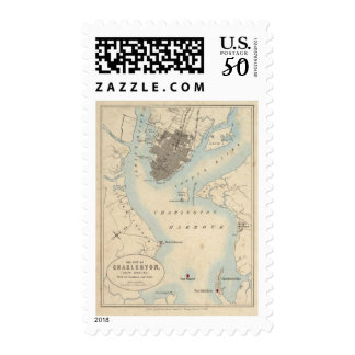 City of Charleston, South Carolina Postage