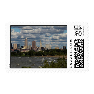 City of Cleveland Ohio USA Forever Postage Stamp