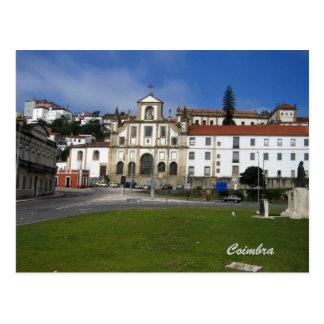 City of Coimbra _Portugal Postcard