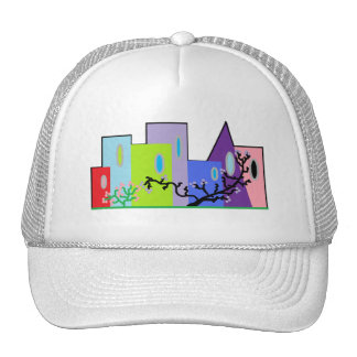 City of Colors Hats