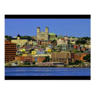 City of Colors Postcard