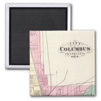 City of Columbus, Franklin County, Ohio Magnet