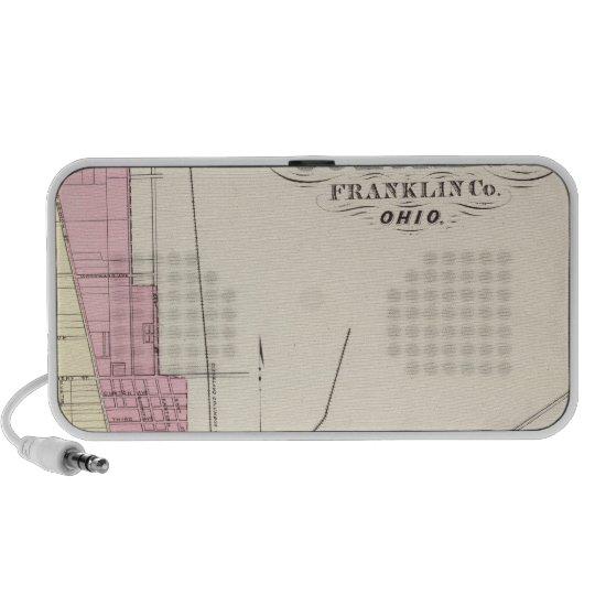 City of Columbus, Franklin County, Ohio Portable Speaker