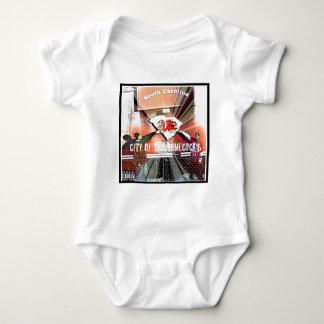 City Of Da Gamecocks Official Mixtape Baby Bodysuit
