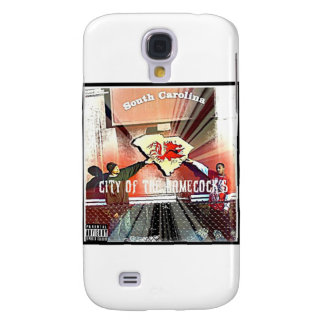 City Of Da Gamecocks Official Mixtape Galaxy S4 Cases