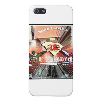 City Of Da Gamecocks Official Mixtape Cases For iPhone 5