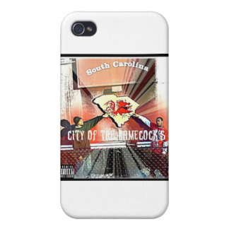City Of Da Gamecocks Official Mixtape Covers For iPhone 4