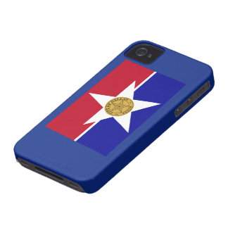 City Of Dallas Flag iPhone 4 Covers