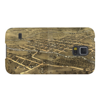 City of Delphi Carroll County Indiana (1868) Case For Galaxy S5