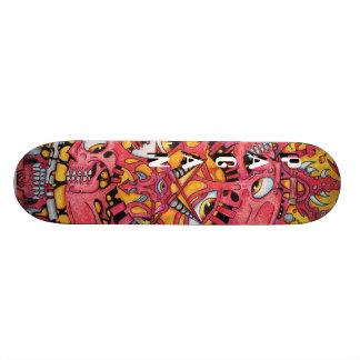 """City Of Dis"" Skateboard"