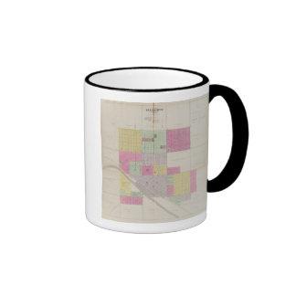 City of Ellsworth, Ellsworth County, Kansas Coffee Mugs