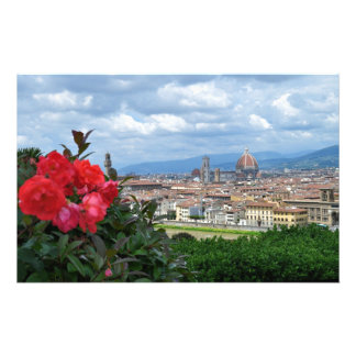 City of Florence, Italy Stationery