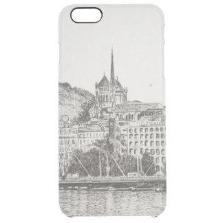 City of Geneva 2011 Clear iPhone 6 Plus Case