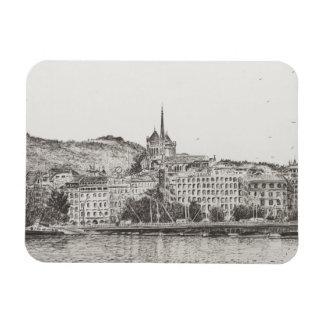 City of Geneva 2011 Magnet