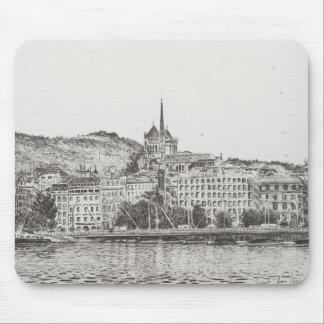 City of Geneva 2011 Mouse Pad