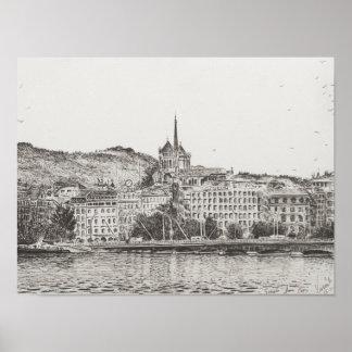 City of Geneva 2011 Poster
