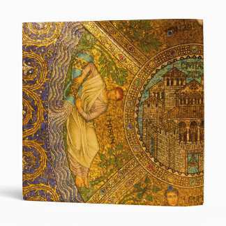City of God Neo Byzantine mosaic cathedral ceiling Binders