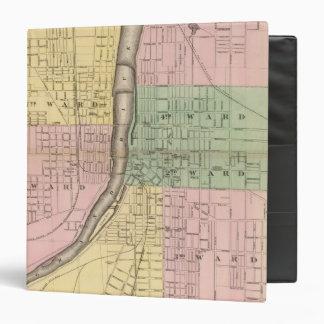 City of Grand Rapids, Kent County 3 Ring Binder