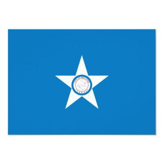 City of Houston flag Card