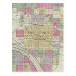 City of Hutchinson, Reno County, Kansas Postcard