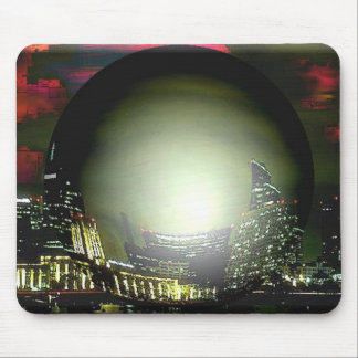 City Of Insight Mouse Pad