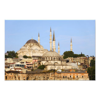 City of Istanbul in Turkey Art Photo