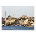 City of Istanbul Skyline Photograph