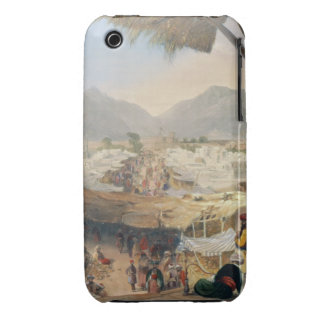 City of Kandahar, its Principal Bazaar and Citadel Case-Mate iPhone 3 Case
