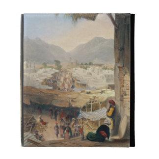 City of Kandahar, its Principal Bazaar and Citadel iPad Folio Cover