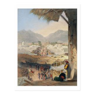 City of Kandahar, its Principal Bazaar and Citadel Postcard