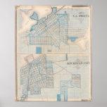 City of La Porte Michigan City, La Porte Co Poster