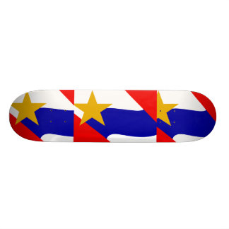 City Of Lafayette, United States Skate Board Deck